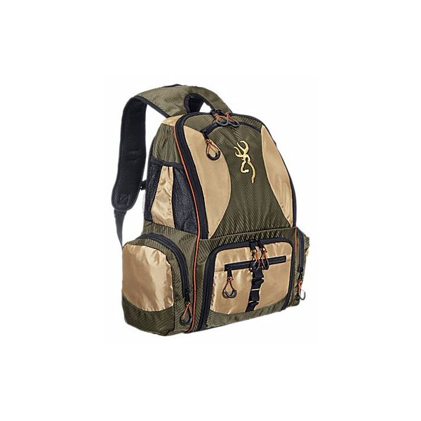 Browning Fishing Backpack Tackle Bag or System - Santoutdoor