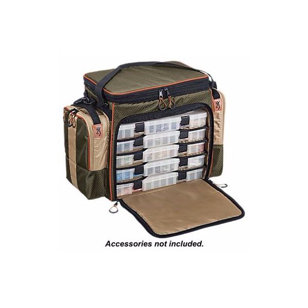 Browning Fishing Front Loader Tackle Bag Or System