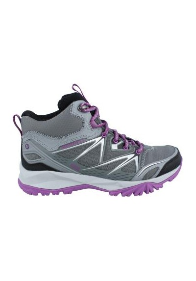 e135e7f09eb Women's Merrell, Capra Bolt Mid Waterproof Hiking Shoe
