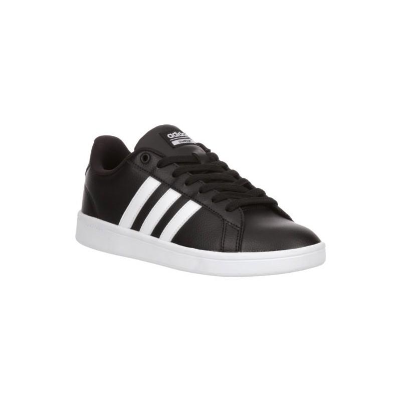 Adidas Women S Cloudfoam Advantage Stripe Shoes Santoutdoor