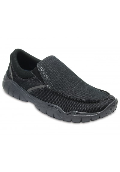 108705fee10dc Men's Swiftwater Casual Slip-On - Black / Graphite
