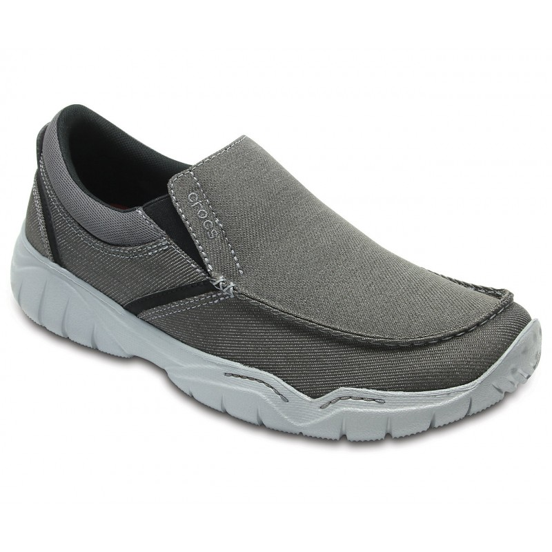 396d88683bf11 ... Men's Swiftwater Casual Slip-On - Graphite / Light ...