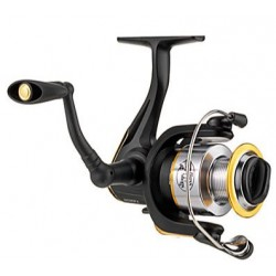 Spinning reel is now more compact with smoothly rounded for Bass pro shop fishing reels
