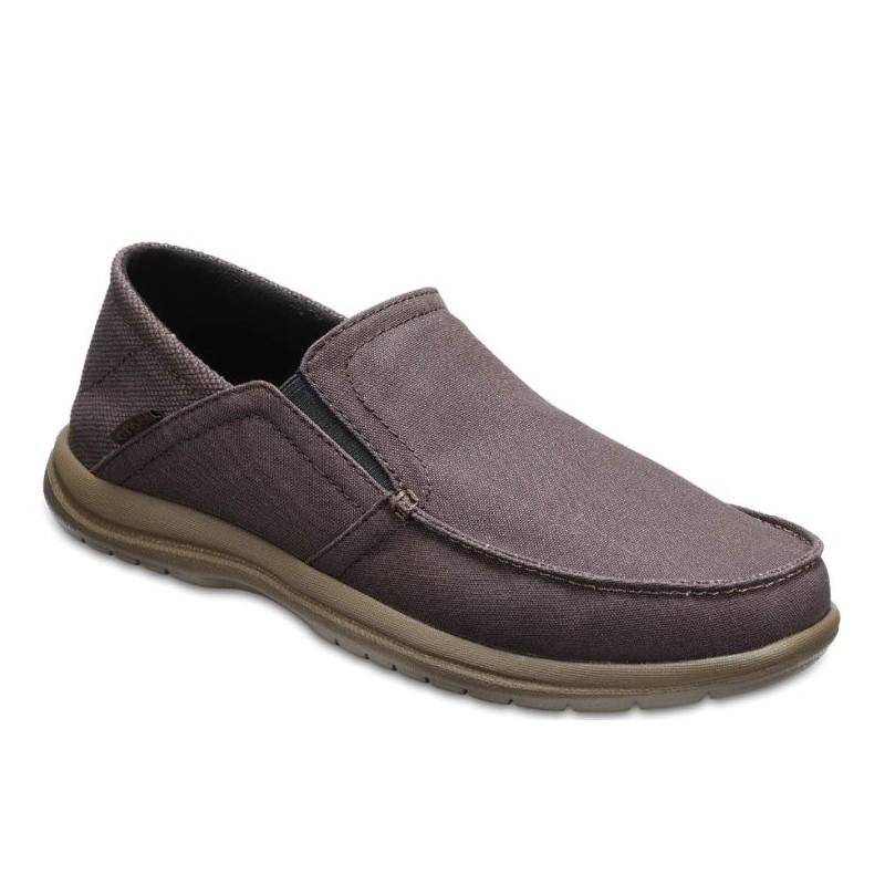 Crocs Men S Santa Cruz Convertible Slip Ons Santoutdoor