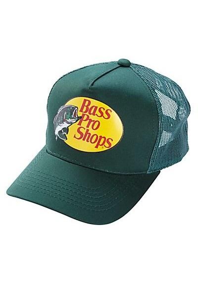 Bass Pro Shops Mesh Cap - Santoutdoor 3432f3bc0eb