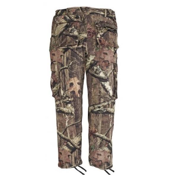 Redhead fleece pants hunting