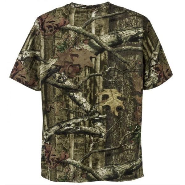 RedHead True Fit Camo T-Shirts for Men - Santoutdoor