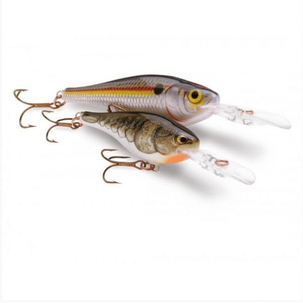 Rapala Shad Rap RS (Rattlin' Suspending) - Santoutdoor