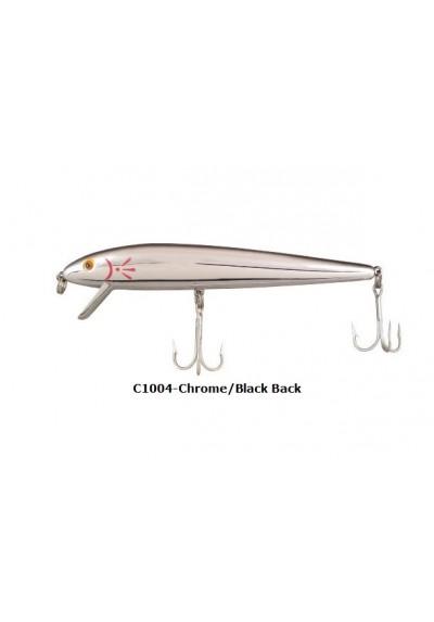 Cotton Cordell Red Fin C1004 7 Inch Chrome Black Back