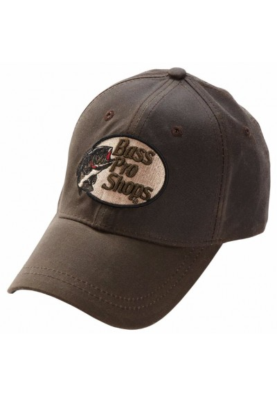 824c7496a92 Bass Pro Shops Waxed Cotton Cap - Santoutdoor