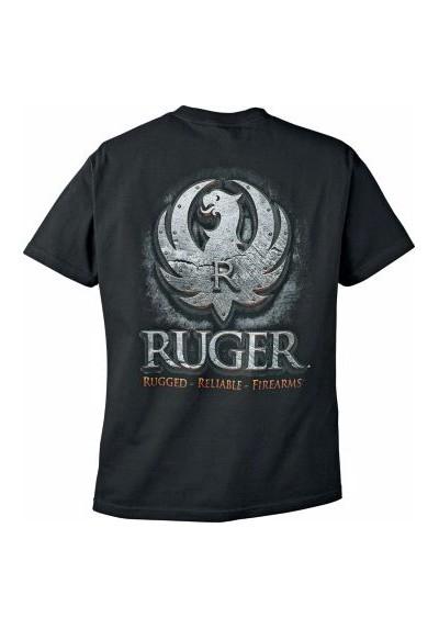 59f879daa Ruger® Men's Logo Short-Sleeve Tee Shirt - Santoutdoor